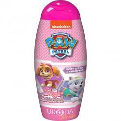 Bi-es Paw Patrol szampon i żel pod prysznic 2w1 Girl 250ml