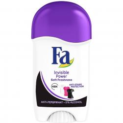 Fa sztyft Invisible Power Soft Freshness 50ml