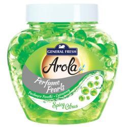 General Fresh Perfume Pearls perełki zapachowe Spicy Citrus 250g