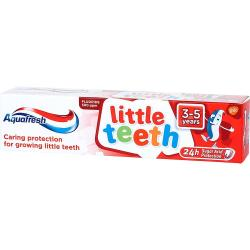 Aquafresh Little Teeth 3-5 lat pasta do zębów 50ml