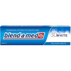 Blend-a-med 3D White Delicate White 100ml pasta do zębów