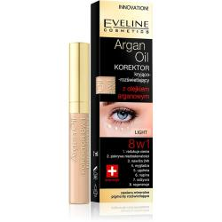 Eveline korektor Argan Oil 8 w 1 Light 7ml