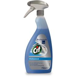 Cif Professional - płyn do szyb 750ml