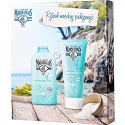 Le Petit Marseillais zestaw kosmetyczny krem do mycia + balsam do ciała
