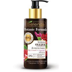 Bielenda Botanic Formula kremowy olejek do mycia twarzy 140ml