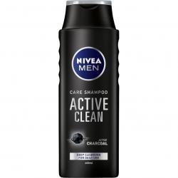 Nivea szampon Active Clean głęboko oczyszczający 400ml