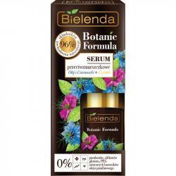 Bielenda Botanic Formula serum do twarzy 15ml przeciwzmarszczkowe