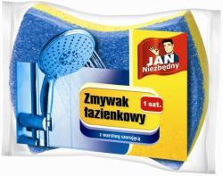 Jan Niezbędny zmywak do łazienki z warstwą szorującą
