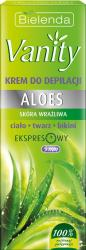 Bielenda Vanity krem do depilacji Aloes 100ml