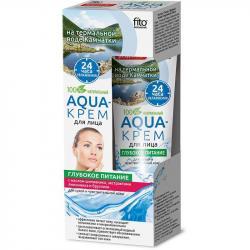 Fitokosmetik Aqua Krem do twarzy 45ml skóra sucha i wrażliwa