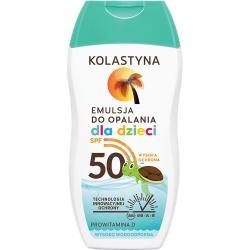 Kolastyna emulsja do opalania SPF50 dla dzieci 150ml