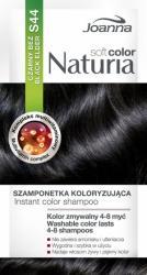 Joanna Naturia Soft Color S44 czarny bez szamponetka koloryzująca