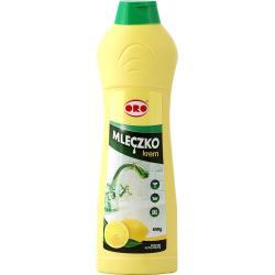 ORO mleczko do czyszczenia cytrynowe 650g