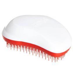 Tangle Teezer Original szczotka do włosów biało - czerwona