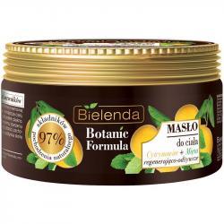 Bielenda Botanic Formula masło do ciała 250ml Regenerująco-odżywcze