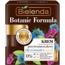 Bielenda Botanic Formula krem do twarzy 50ml Przeciwzmarszczkowy