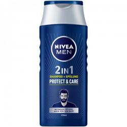Nivea Men szampon 2w1 Protect & Care 250ml