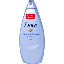 Dove żel do kąpieli z talkiem 700ml