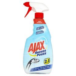 Ajax płyn do kabin prysznicowych 500ml