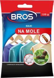 Bros kulki na mole 120g sosnowy zapach