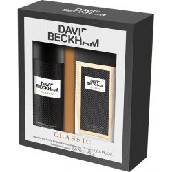 David Beckham Zestaw Classic dezodorant perfumowany + dezodorant