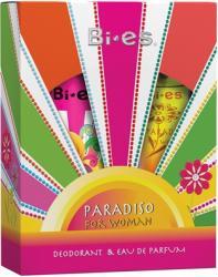 Bi-es zestaw Paradiso woda + deo