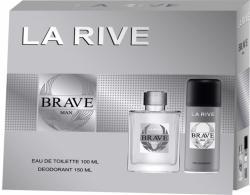 La Rive zestaw Brave Man woda + deo