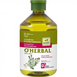 O Herbal szampon 500ml Tymianek (włosy farbowane)