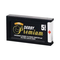Derby Premium Żyletki 5 sztuk