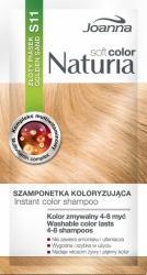 Joanna Naturia Soft Color S11 złoty piasek szamponetka koloryzująca