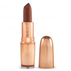 Revolution szminka Inclination Iconic Matte Nude
