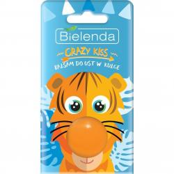 Bielenda Crazy Kiss balsam do ust w kulce Tygrys
