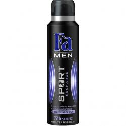 Fa dezodorant MEN Sport Recharge 150ml