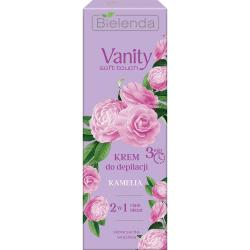 Bielenda Vanity Soft Touch krem do depilacji 100ml Kamelia