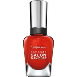 Sally Hansen lakier do paznokci 554 New Flame Complete Salon Manicure