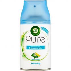 Air Wick Freshmatic Pure zapas 250ml Kwiat Cytryny