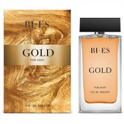 Bi-es Gold For Man 90ml woda toaletowa