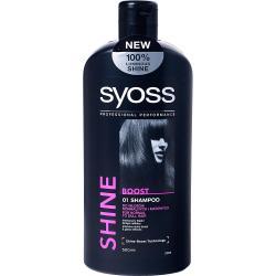 Syoss szampon Shine 500ml