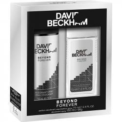 David Beckham Zestaw Beyond Forever dezodorant perfumowany + dezodorant