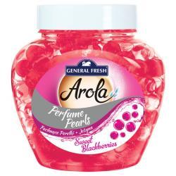 General Fresh Perfume Pearls perełki zapachowe Sweet Blackberries 250g