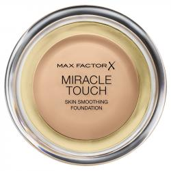 Max Factor Miracle Touch podkład Warm Almond 045