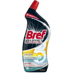 Bref żel do WC 700ml 10-Effect Anti-Rust
