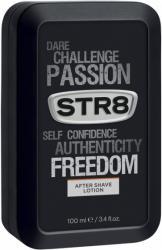 STR8 płyn po goleniu Freedom 100ml w ozdobnej puszce