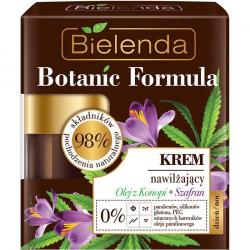 Bielenda Botanic Formula krem do twarzy 50ml Nawilżający