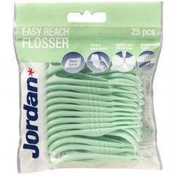 Jordan Flosser Easy Reach niciowykałaczki 25 sztuk