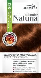 Joanna Naturia Soft Color S42 orzechowy brąz szamponetka koloryzująca