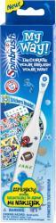 Spinbrush My Way! elektryczna szczoteczka do zębów dla chłopców (z naklejkami)