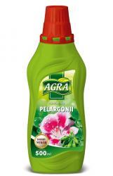 Agra nawóz do pelargonii płyn 0,5L