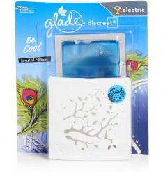 Glade by Brise electric odświeżacz do kontaktu Be Cool Discreet