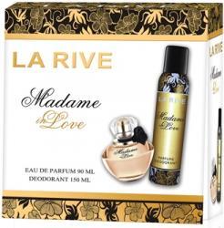 La Rive zestaw Madame in Love woda + deo